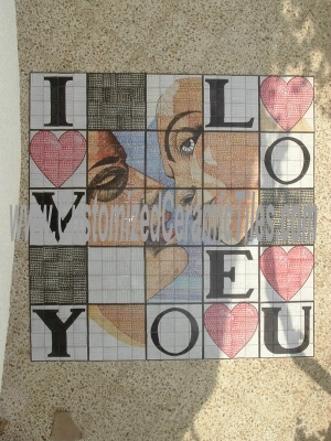 I Love You! Tiles
